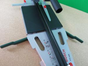 Platz 3: Bosch PTC 640 Fliesenschneider